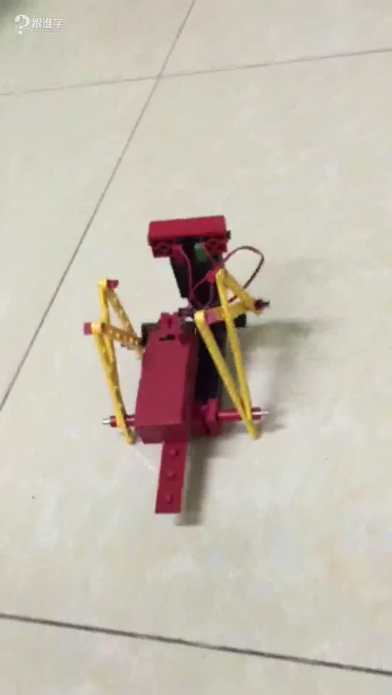 疯狂机器人  视频
