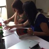信达雅老师给北京世…