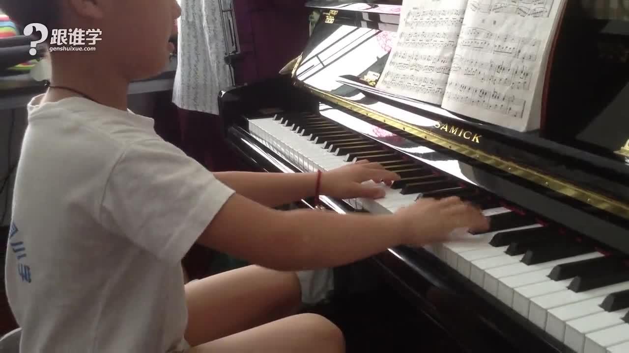 黑键钢琴视频_黑键钢琴视频课程-跟谁学官网图片