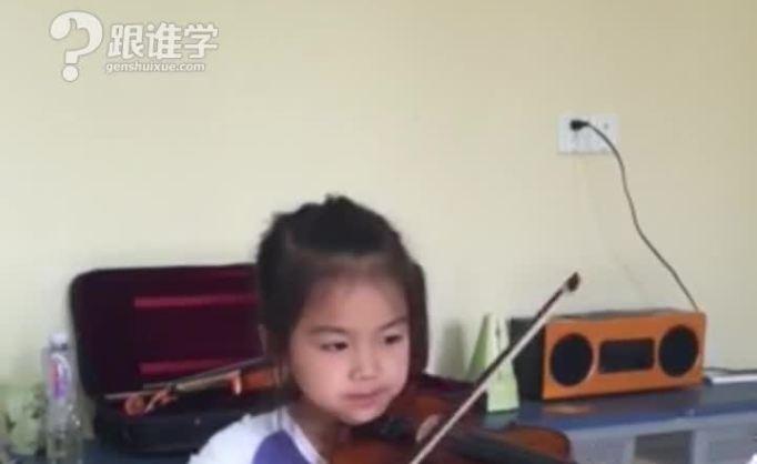 那英默小提琴谱