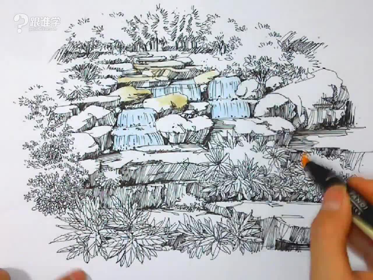 重庆创艺手绘