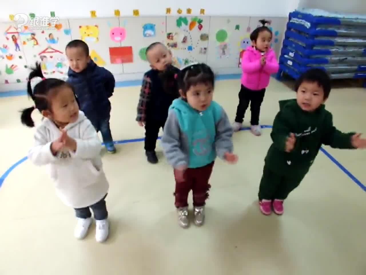 幸福泉幼儿园 视频