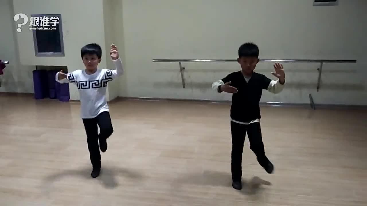 青岛艺术 青岛舞蹈 青岛拉丁舞 慧丰拉丁舞俱乐部 视频  迟海丰老师