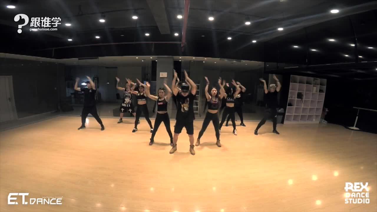 青岛艺术 青岛舞蹈 青岛街舞 et舞蹈工作室 视频  crazy
