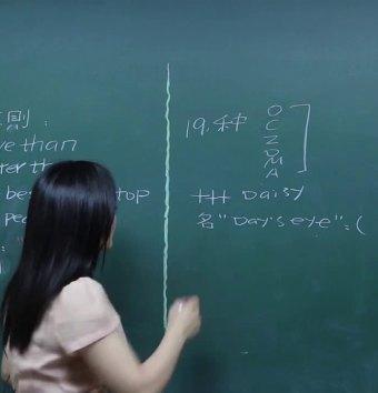 钟老师讲课短片