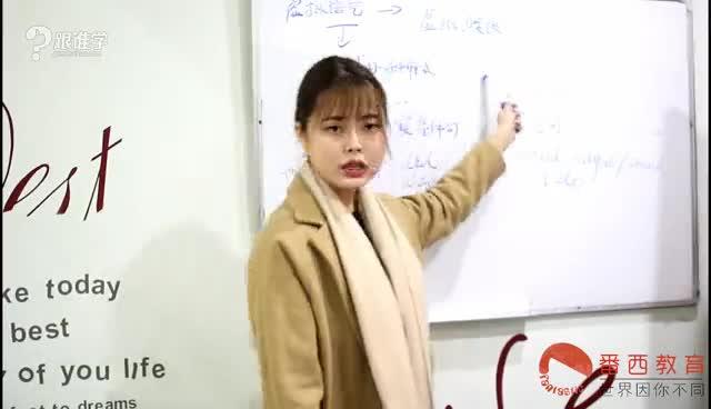 番西教育 黄小雅 视频