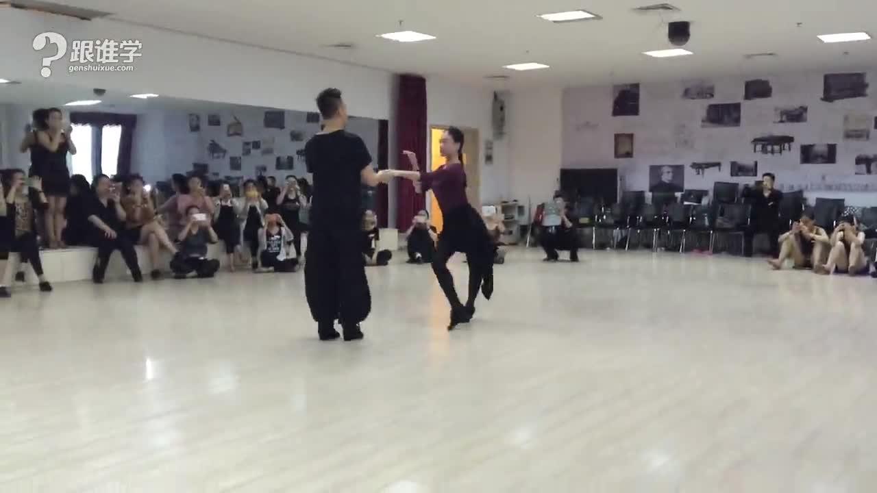 领舞艺术培训学校 马俊 视频