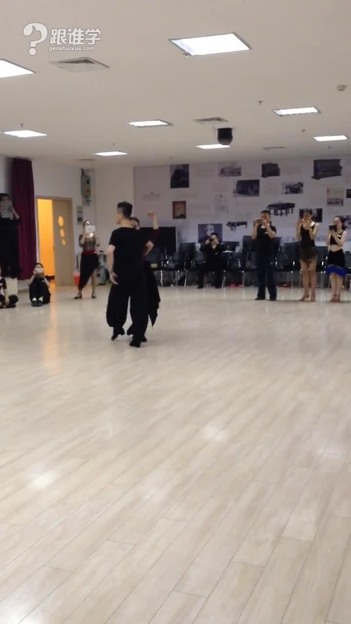 领舞艺术培训学校 陆珊珊 视频