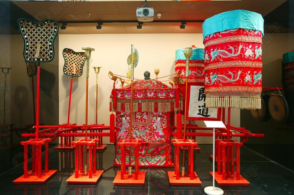 七手绘带孩子体验老北京民俗
