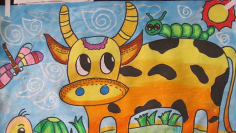 儿童画教学