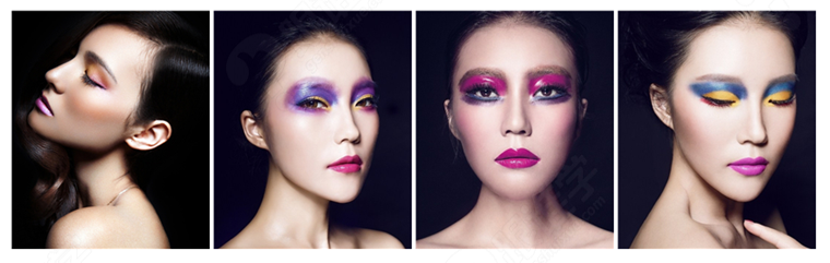 时尚彩妆造型基础班图片