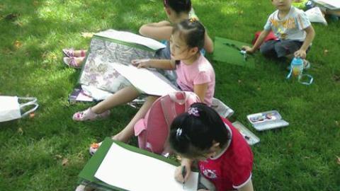 儿童写生班_儿童画_黎校宏-跟谁学