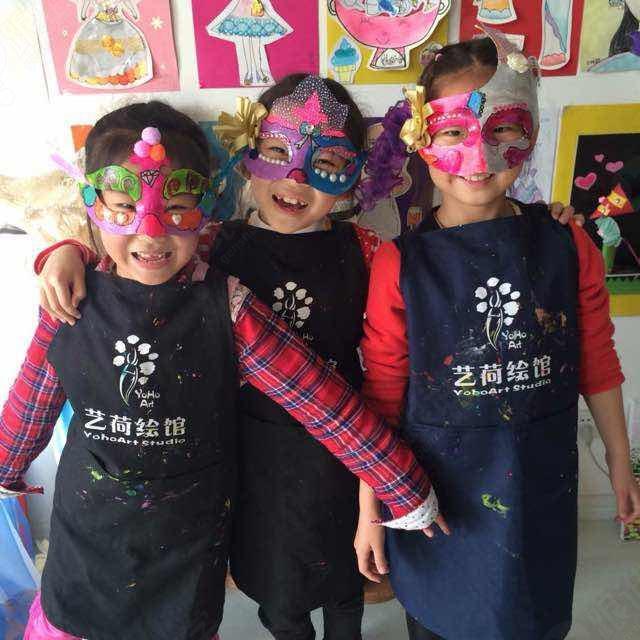【资料分享】儿童学习绘画的七大好处