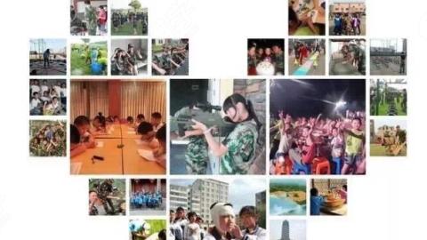 杭州千拓教育军事夏令营-5天体验营