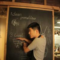 曹京坤老师 咖啡公社