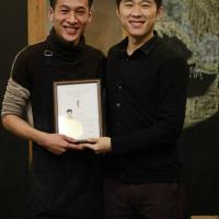 曹京坤老师 咖啡公社毕业