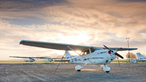 私用驾驶员执照(固定翼飞机驾照)前期咨询