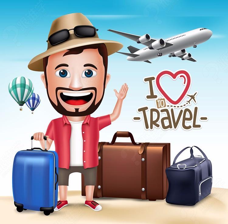 【视频】出国旅游常用英语口语旅游英语600句
