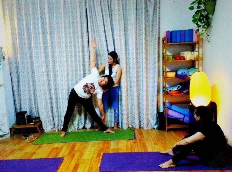 脊柱理疗瑜伽图片