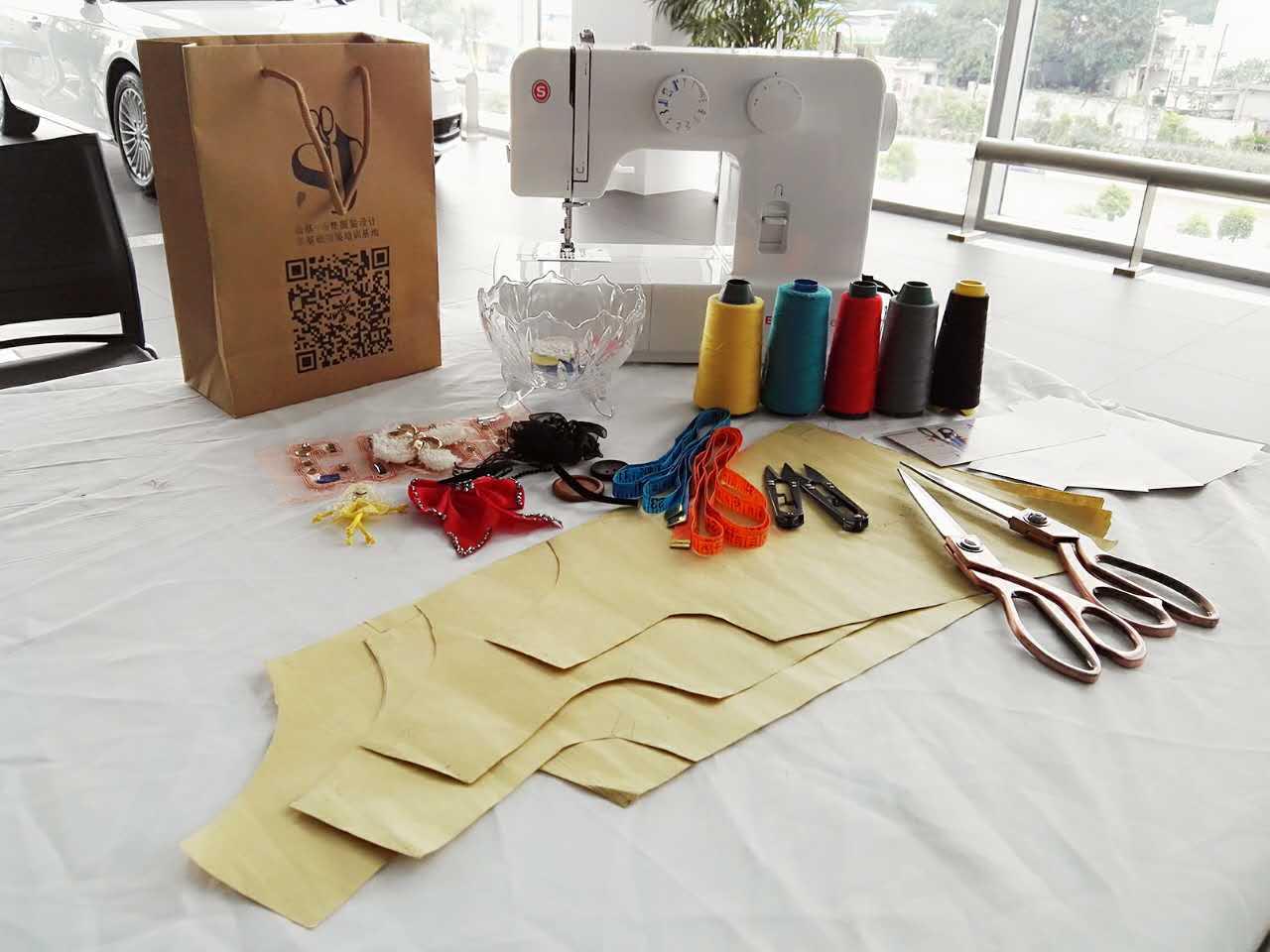 报名/diy手绘时装画—做自己服装设计师