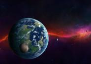 宇宙中的地球-经纬