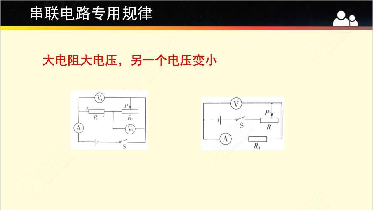 初三电学之 动态电路