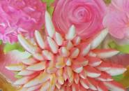 玫瑰花五瓣花牡丹花的制作 (直播回放)-赵延春