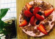 0添加---草莓慕斯~细腻爽滑-张伟