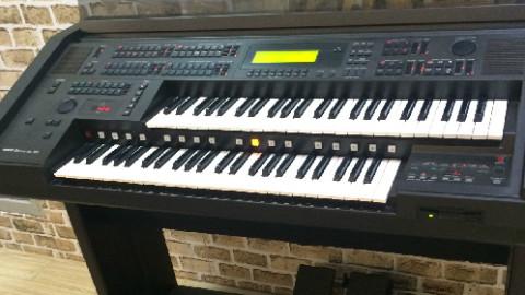 一个人的乐队-双排键电子管风琴