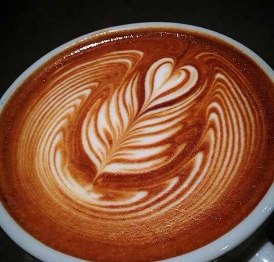 左翼咖啡培训黑板报-跟谁学官网
