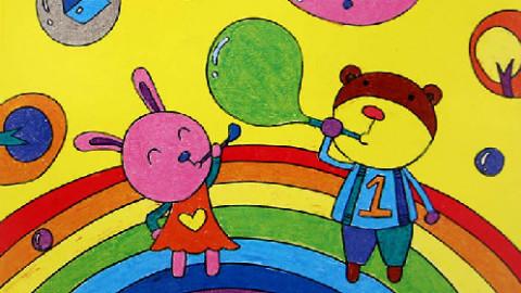 合肥课程 艺术 绘画 儿童画   班级25人 |已报0人  常年招生,报名即可图片