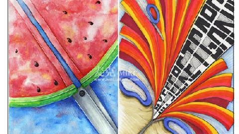 视觉传达手绘基础课程