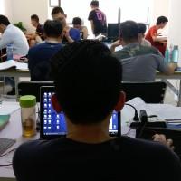 潘文明老师 上课环境