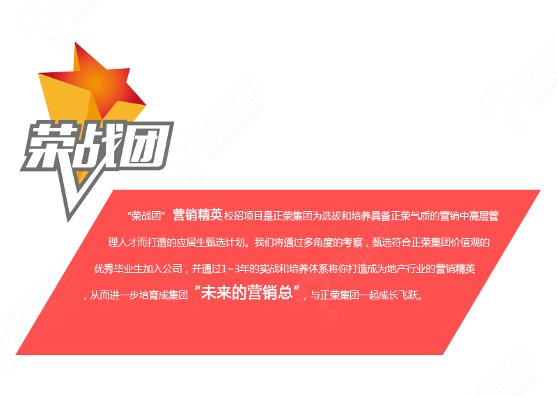 正荣集团创立于1998年,是一家以房地产综合开发为主、资产经营与资本运作并举的大型房地产开发企业集团,拥有国家一级房地产开发资质,现为中国房地产企业31强、中国房地产业协会副会长单位。 成立17年来,正荣已成功布局海峡西岸经济区、长三角经济区、中部经济圈与京津冀地区,业务覆盖上海、福州、南京、苏州、南昌、长沙、天津、西安、莆田等12个城市,投资、开发和运营的城市住宅、城市商业、城市旧改、主题地产等四大产品体系项目70个,总开发面积逾2000万平方米,总资产600多亿元。 集团秉承正直构筑繁荣的核心价值