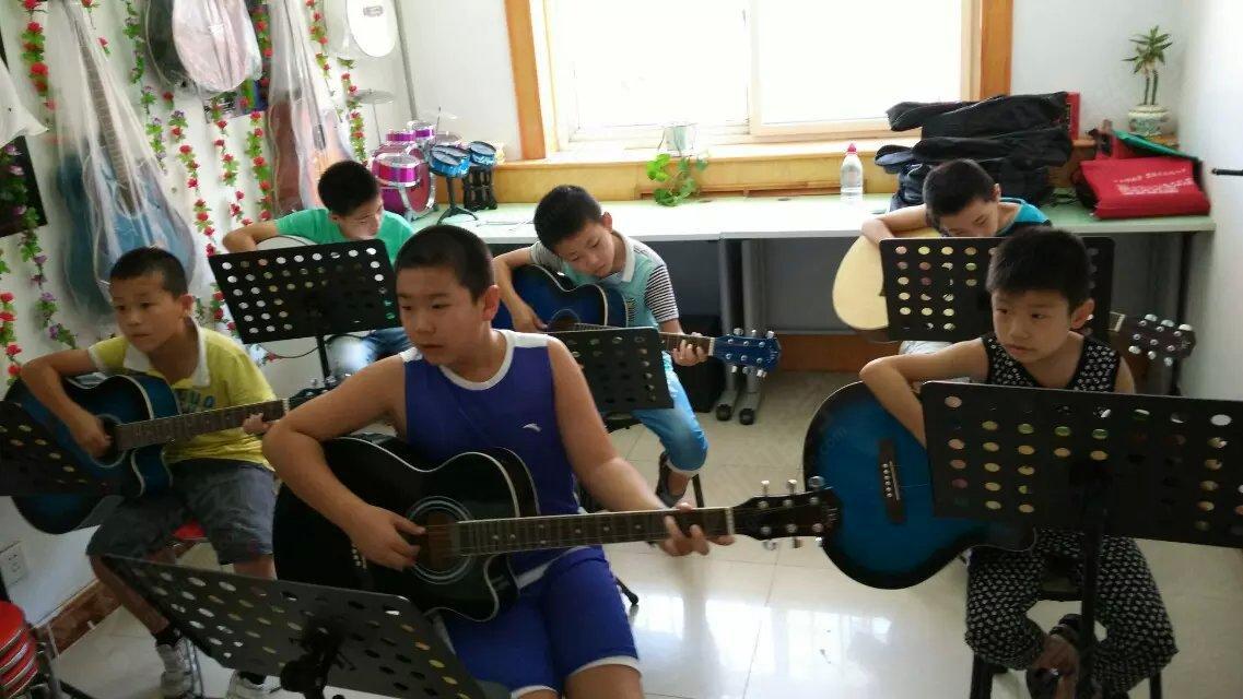学习吉他基本