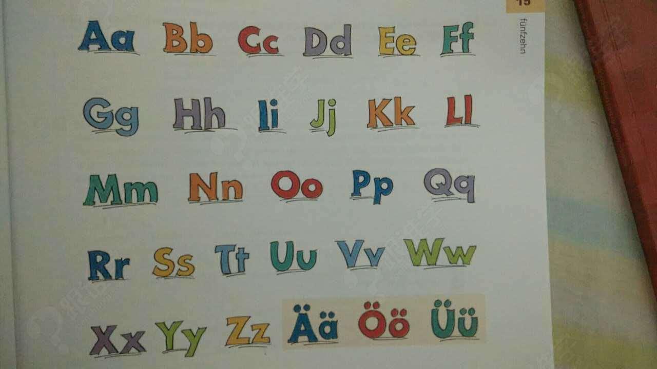 幼儿园拼音字母表墙面布置