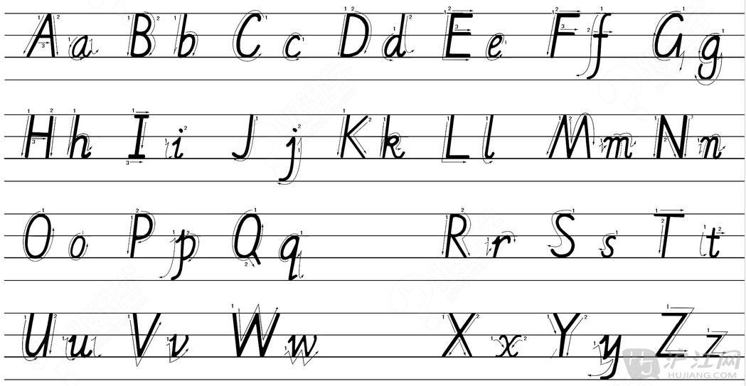 英文字母a发音为 a 的单词有
