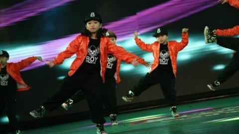 北京儿童街舞体验课