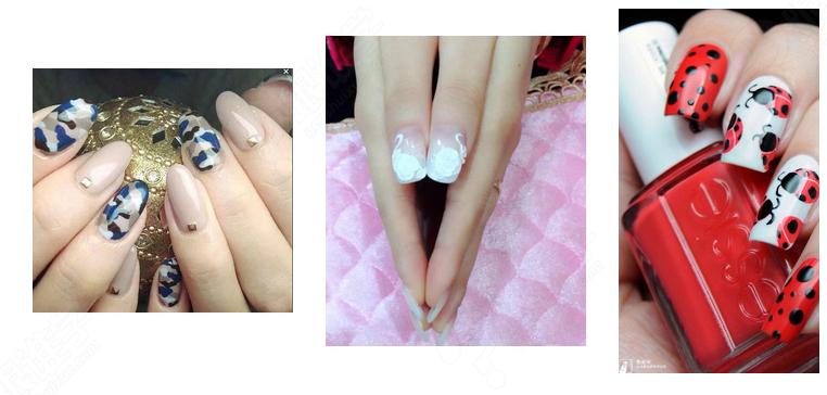 手指脚指的基础护理4:卸甲,刷胶的流程5:假片的认识和操作及卸甲流程6
