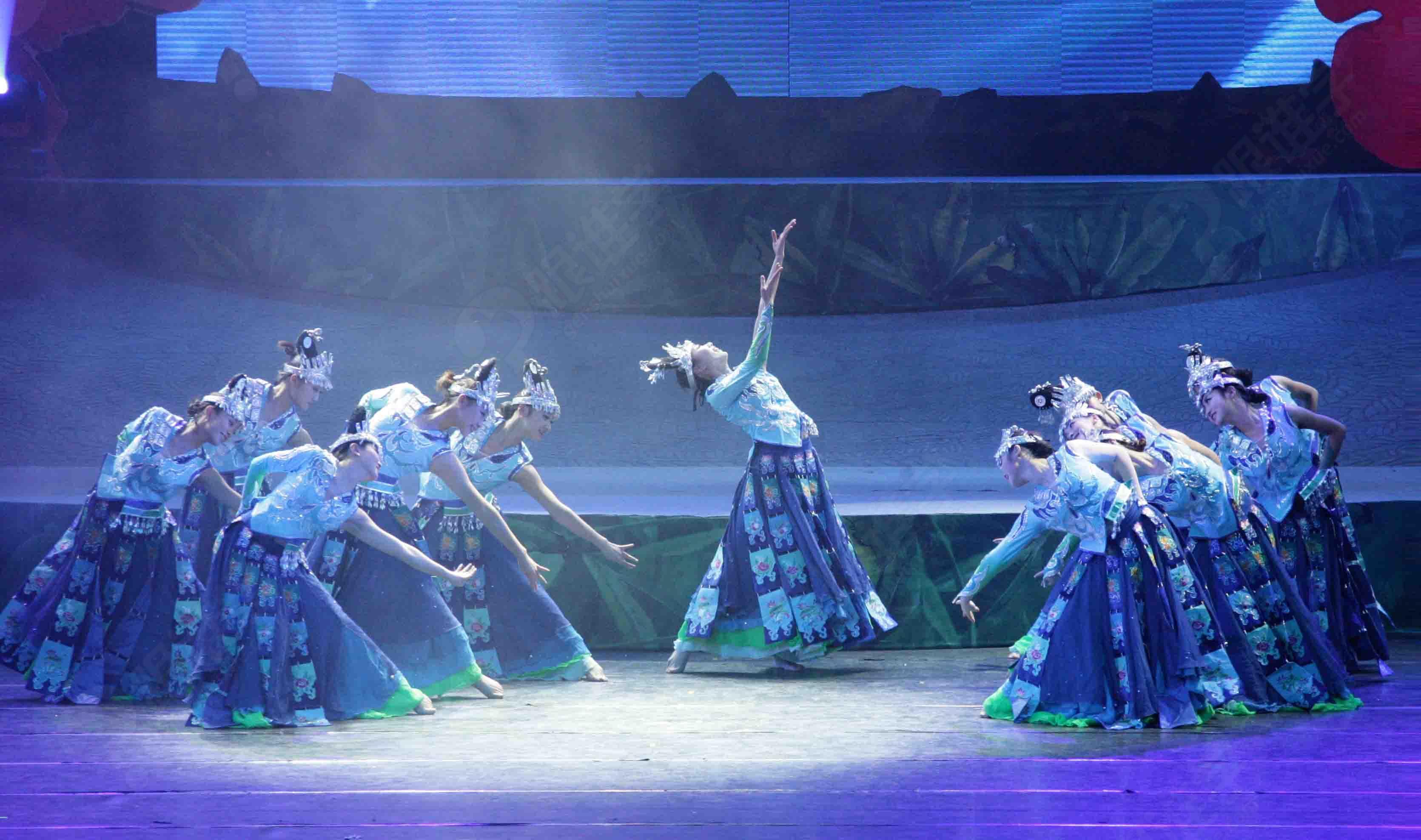 中国舞,线下免费体验图片