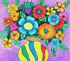 水彩画零基础速成 青少年班 水粉画 张琳 跟谁学