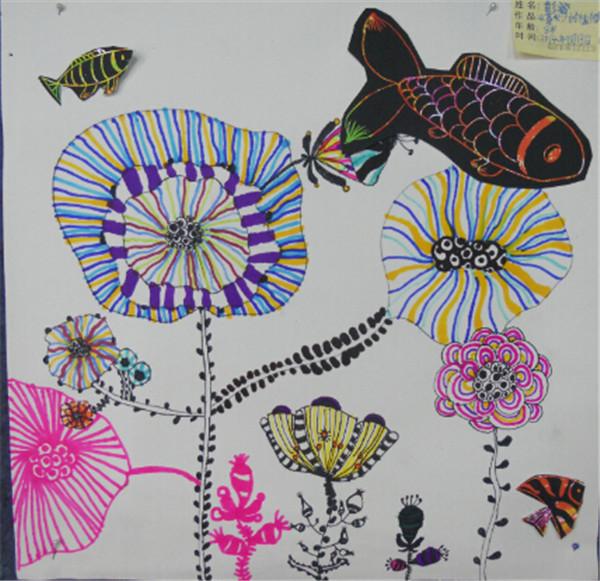 常州课程 艺术培训 绘画培训 创意画培训  儿童美术基础学段教学要求