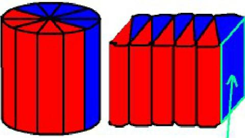 垃圾箱的步骤简图(六年级美术)