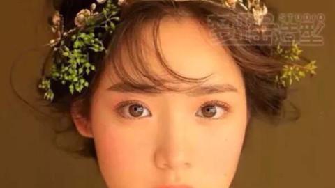 【免费】森林系花环 皇冠 头饰制作_手工制作_betty