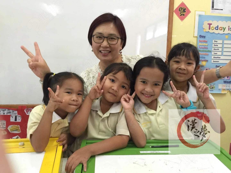 【印尼】国际学校委托汉之梦聘中文老师