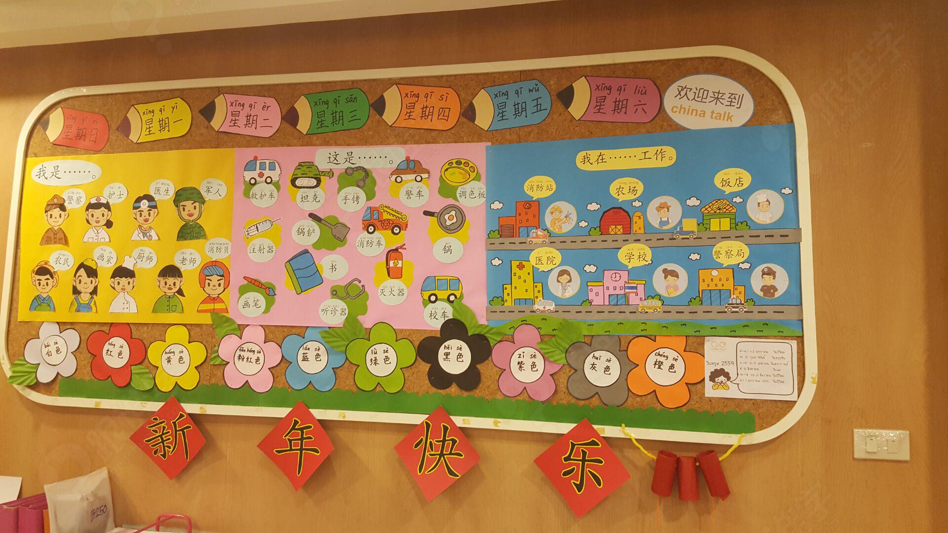 【泰国】曼谷语言培训学校招聘1名中文老师