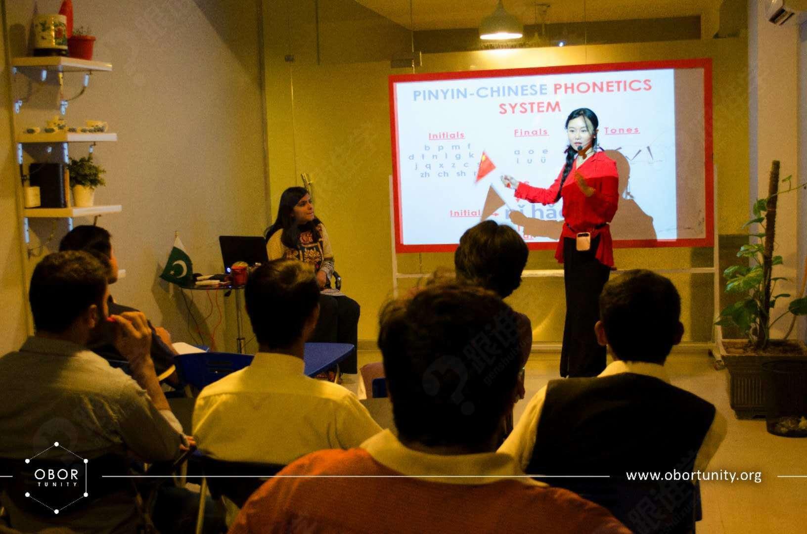 【巴基斯坦】中文老师  可实习 可兼职