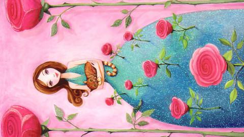 【免费】儿童画——创意绘画色彩入门_儿童画_易悦-跟图片