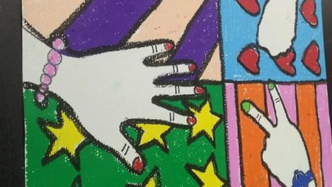 少儿创意美术6-10岁小班教学 24次_创意画_杨秉昕吕培