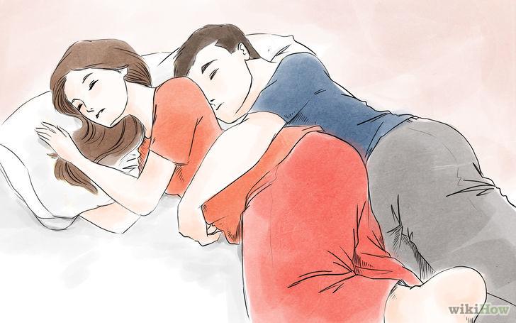 如何像勺子一样拥抱你的恋人图片